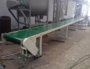 PVC材料平输送分拣传输机长短宽窄均可定做