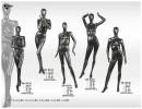 东莞模特道具制造商,选定多维态度品牌,展现艺术之美