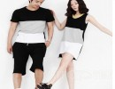 最新韩版男女装T恤 厂家直销 韩版卫衣针织开衫尾货清仓