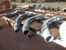 铁矿输送双金属耐磨弯头