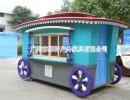 美食广场售货亭价格_广州游乐园零食售货车厂家