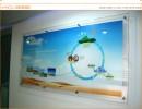 杭州海报写真喷绘展板设计印刷