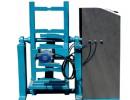 板材铆接机 冲压设备 法兰扣锁机 压铆机 铆接设备
