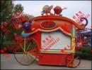 景观售货车水果售卖车饰品售货亭商业街售货车