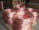 大庆紫铜管现货价格 脱脂紫铜管批发 石油化工紫铜管现货