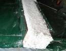 汇林塑机现货供应HL-200冰箱泡沫棉压缩减容机
