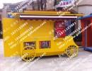 国外啤酒零售商品亭车设计制作