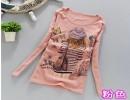 T恤批发市场长期供应男女式针织毛衣时尚T恤批发