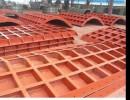 设置统一的桥梁钢模板胎模
