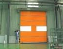 增城工业堆积门,从化工业滑升门,广州PVC透明快速卷帘门