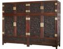 老挝酸枝顶箱柜|非洲黄花梨顶箱柜|北京老挝酸枝顶箱柜|老挝酸