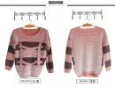 韩版2014新款秋冬女装长袖修身加厚毛衣套头针织外套