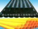 供应黑黄夹克建筑管皮