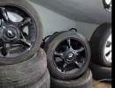 宝马迷你R50 原装5柱钢圈轮毂黑色银色汽车配件