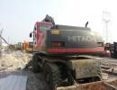 轮挖现车-二手轮胎挖掘机出售,二手日立210轮胎挖掘机价格