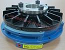 韩东供应小型工业设备用NAC-5型空压通轴离合器