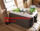 车载冰箱工业设计 制冷器具、冷藏器具外观结构设计
