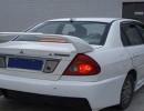三菱蓝瑟运动款带灯尾翼 加装定风翼 尾翼
