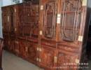 老挝红酸枝书柜