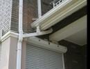 PVC檐沟丨PVC成品天沟落水系统