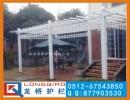 苏州别墅葡萄架/苏州庭院葡萄架/PVC塑钢白色欧美风桥龙桥造