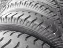 供应玲珑斜交卡车轮胎14.00-20羊角花纹