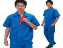 福州热卖短袖工作服 中国短袖套
