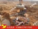破水泥桩头 破拆机械 桩工机械设备厂家 液压破桩机