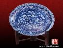 开业礼品大瓷盘 开业庆典礼品陶瓷大瓷盘价格