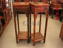 仙游红木古典家具老挝红酸枝黑酸