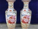 开业典礼陶瓷大花瓶、商务礼品陶瓷大花瓶