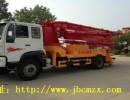 华一重工26米混凝土泵车31米混凝土泵车