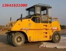 菏泽二手徐工16吨轮胎压路机