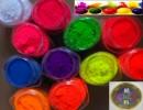 纸张涂料荧光粉 PVC丝印油墨及蜡笔荧光粉