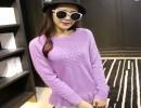 2015新款打底秋季毛衣韩版收腰女式秋装羊绒衫批发市场