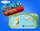 深圳蓝风PVC软胶立体印刷 PVC软胶书包片 3D软胶箱包片