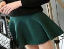 修身显瘦针织裙半身裙批发百搭针织半身裙批发