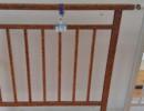 红酸枝钛镁合金护栏阳台护栏别墅护栏出厂价格