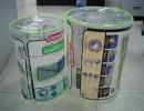 供应pvc化妆袋pvc塑料立体包装袋厂家