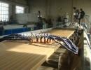PVC木塑门板生产线,中空门板生产设备