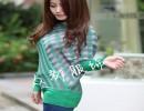 中国好看的毛衣广州女羊绒开衫广州批发加肥加大长袖针织毛衣
