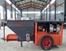 矿山防火喷涂机防护专用喷浆设备墙面拉毛喷浆机