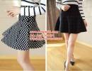 便宜的日韩女装货源秋冬新款修身针织裙纯色格子半身裙便宜跑量