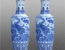 正德陶瓷供应开业礼品景德镇大花瓶