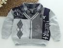 厂家直销童装批发货源秋季韩版儿童长袖针织毛衣批发市场