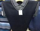 清仓处理库存中老年毛衣甘肃中老年假两件套羊毛衫便宜批发