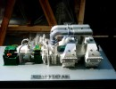 专业定制轮胎炼油设备模型