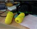大量供应彩色橡塑海绵管 NBR/PVC磨砂双色手把套