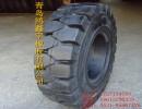 临工叉车实心轮胎400-8