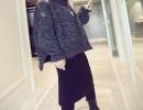 时尚潮流女装毛衣批发高领女装毛衫批发韩版女款针织外套批发